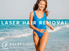 Win a ultimate hair removal package, from Pulse Light Clinic sweepstakes