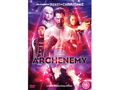 WIN Archenemy on DVD sweepstakes