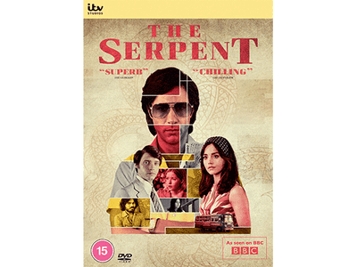 WIN THE SERPENT on DVD sweepstakes