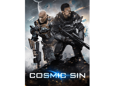 Win Sci-Fi action thriller, Cosmic Sin DVD starring Bruce Willis and Frank Grillo sweepstakes