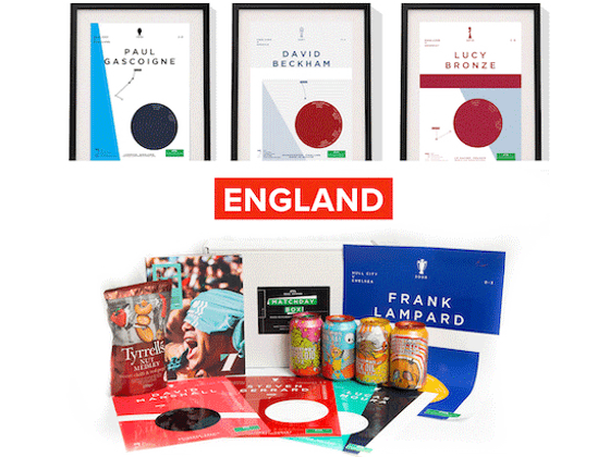 Win The Matchday Box gift hamper from Hampers 4 Everyone  sweepstakes