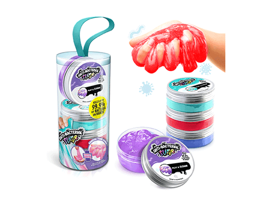 win the new Anti-Bacterial Slime sweepstakes