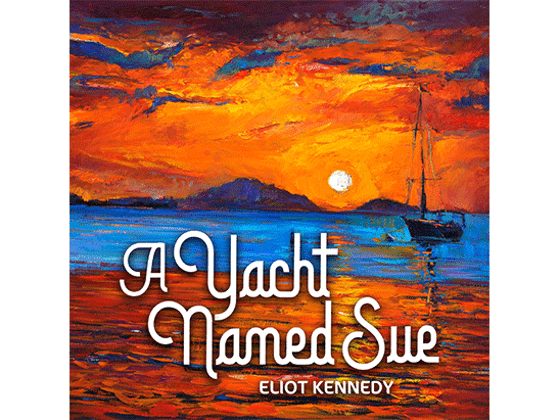 WIN! Signed copies of A Yacht Named Sue, the debut album from songwriter to the stars Eliot Kennedy sweepstakes