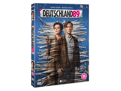 WIN HIT SERIES DEUTSCHLAND '89 ON DVD sweepstakes