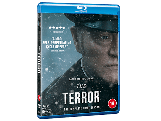 WIN a Blu-ray copy of The Terror sweepstakes