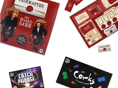 win a range of games by Ginger Fox sweepstakes