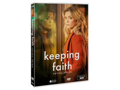 WIN Keeping Faith series 3 on DVD sweepstakes