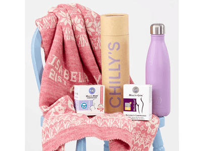 Win a Multi-Mam and Multi-Gyn Compress bundle sweepstakes