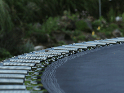 WIN an Outdoor Trampoline sweepstakes