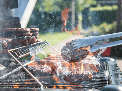 Win a portable BBQ sweepstakes
