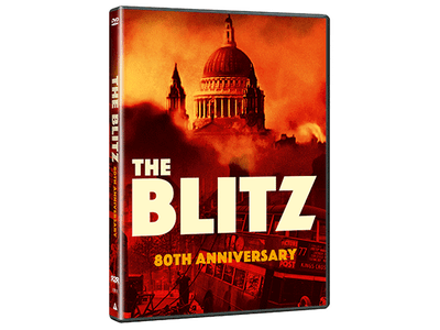 Win The Blitz 80th Anniversary on DVD sweepstakes