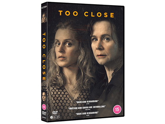 Win gripping psychological drama Too Close on DVD sweepstakes
