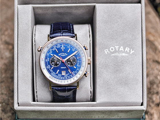 Win a Rotary Watch sweepstakes
