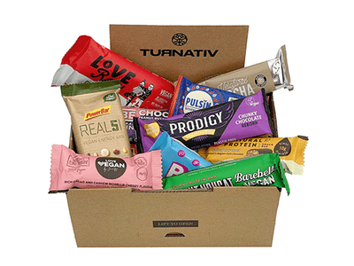 WIN one of TURNATIV'S healthy plant-based SNACK BOXES!  sweepstakes