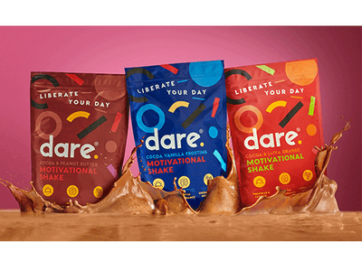 WIN the Dare Motivation Discovery Box worth £50  sweepstakes