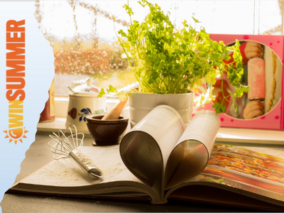 Summer: A Cookbook: Inspired Recipes for Lazy Days and Magical Nights sweepstakes