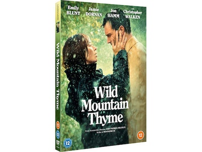 WILD MOUNTAIN THYME by writer and director John Patrick Shanley  sweepstakes