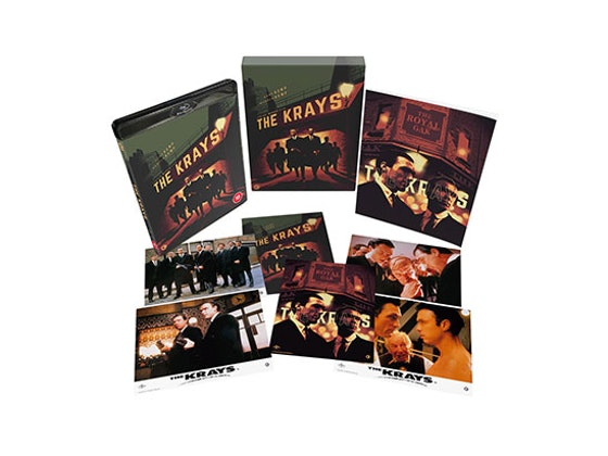 The Krays Limited Edition Blu-ray sweepstakes