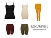 Luxury loungewear set with Ms Campbell  sweepstakes
