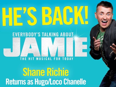 Tickets to see Everybody's Talking About Jamie in the West End sweepstakes
