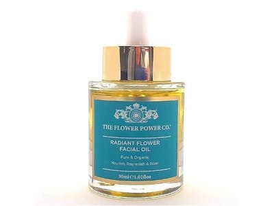 FLOWER POWER COMPANY'S NEW FACIAL OIL sweepstakes