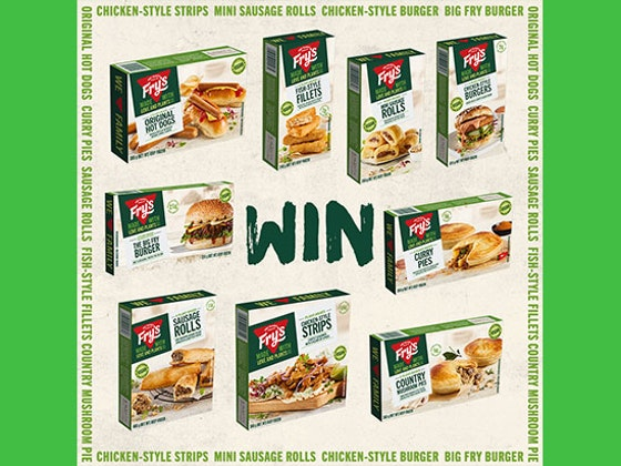 The Fry Family Food Co.  sweepstakes