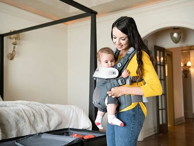 Joie Savvy Baby Carrier sweepstakes