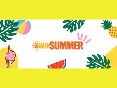WIN SUMMER! sweepstakes
