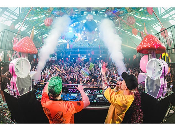 4 Tickets to Foreverland's Club Night sweepstakes
