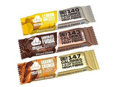 Box of Lo-Dough's Miracle Cake Bars sweepstakes