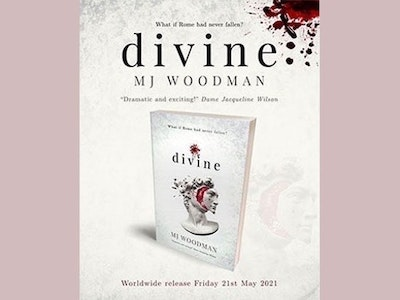 Paperback of Divine sweepstakes