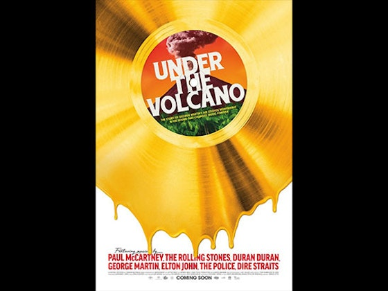 Win a Vinyl Collection: Under The Volcano sweepstakes