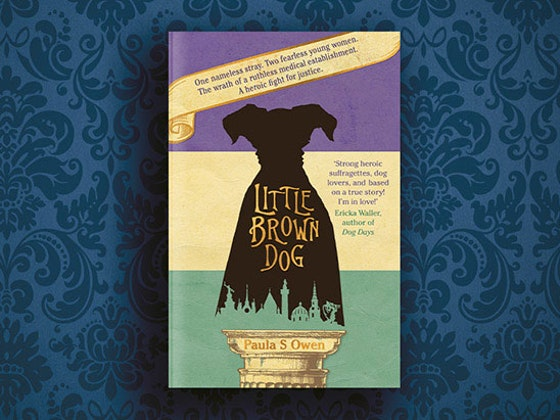 Win a copy of Little Brown Dog sweepstakes