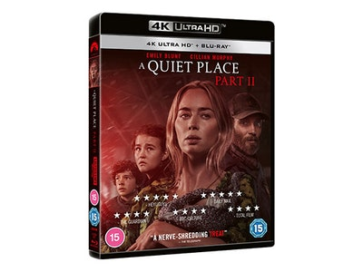 WIN A QUIET PLACE PART II PRIZE BUNDLE sweepstakes