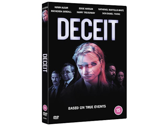 Win a DVD copy of Deceit sweepstakes