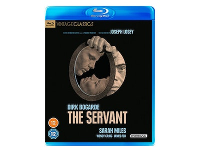 Win a copy of THE SERVANT on 4K Blu-Ray sweepstakes