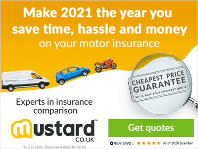 WIN £200 WITH MUSTARD.CO.UK sweepstakes