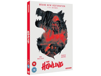 Win The Howling on Blu-Ray sweepstakes
