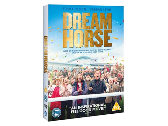 WIN DREAM HORSE ON DVD sweepstakes