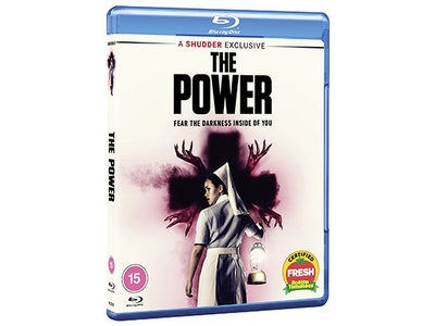 Win acclaimed British horror 'The Power' On Blu-ray   sweepstakes