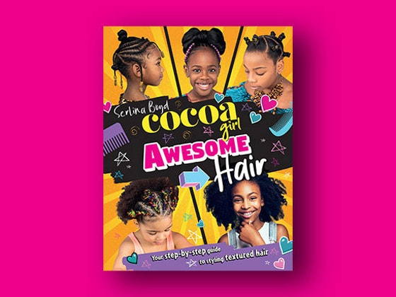Cocoa Girl Awesome Hair  sweepstakes