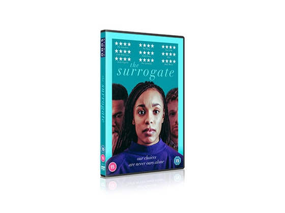 Win The Surrogate on DVD sweepstakes