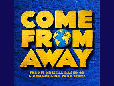 Win Tickets to 'Come From Away' sweepstakes