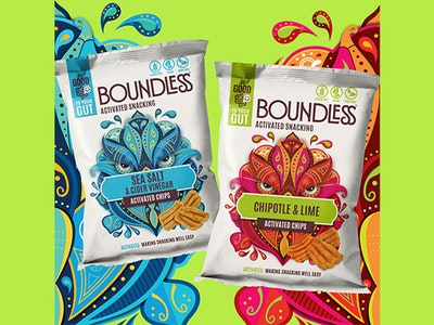 WIN A MONTH'S SUPPLY OF ACTIVATED CHIPS FROM BOUNDLESS sweepstakes