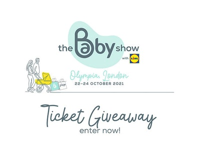 WIN Tickets to The Baby Show atOlympia London  sweepstakes