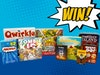 Win an EPIC board game heroes bundle!  sweepstakes