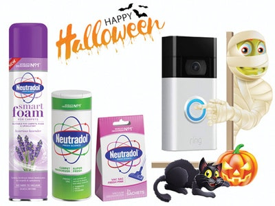 NEUTRADOL ARE OFFERING YOU THE CHANCE TO WIN A RING VIDEO DOORBELL (2ND GENERATION) PLUS A BUNDLE OF MIXED NEUTRADOL PRODUCTS sweepstakes