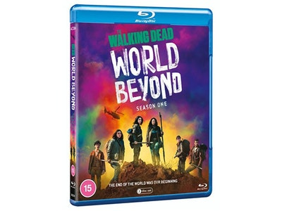 Win The Walking Dead: World Beyond on Blu-ray sweepstakes