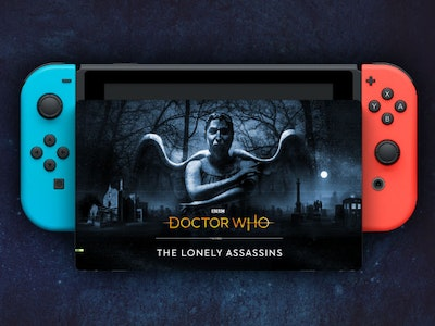 Win a Special Edition Nintendo Switch sweepstakes