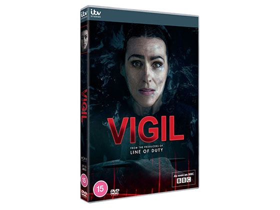 Win a copy of 'Vigil' on DVD sweepstakes